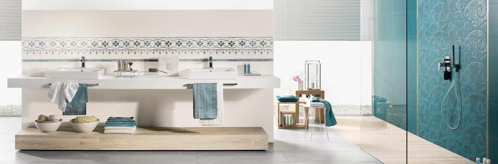 Badezimmer-Möbel, Armaturen und Accessoires - Baderie aus Köln